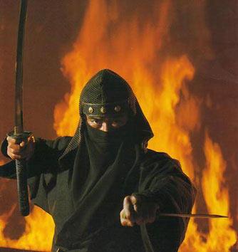 Best Ninja Show Ever Shadow Warriors Kage No Gundan Feat