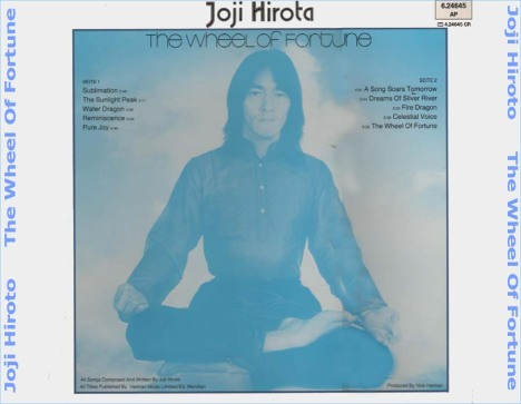 Joji Hirota The Wheel Of Fortune