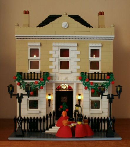 Lego Cafe Corner Plus Cheaper Bricks Please And Germany