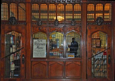 sheet music store