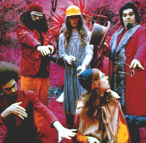 Captain Beefheart And The Magic Band Bluejeans Moonbeams