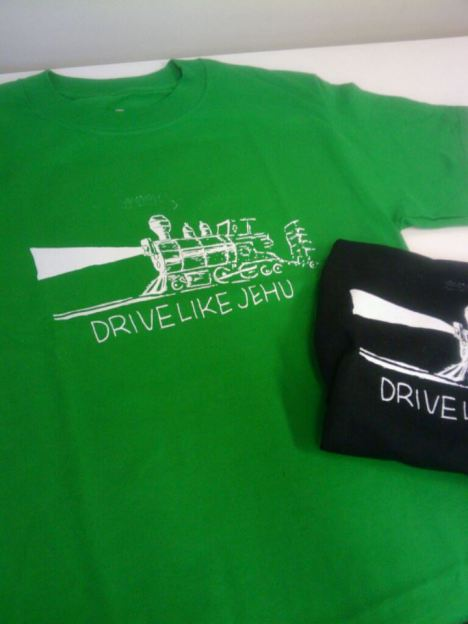 drive like jehu shirts